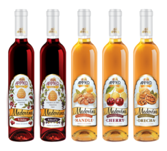 Flavored mead