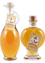 Mead in decorative bottles